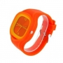 Silikonové hodinky Jelly Square